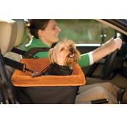 Kurgo Dog Car Seat Orange