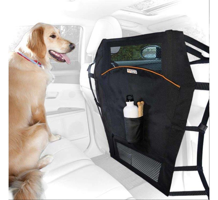 Veiligheidsscherm voor de auto