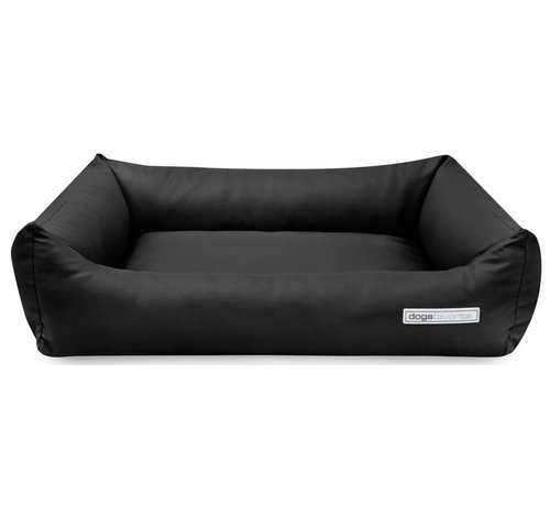 Dogsfavorite Dog Bed Artificial Leather Custom Made
