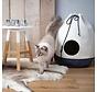 Cat Bed Casa Dark Grey