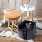 District70 Kattenmand Cozy Donkergrijs