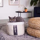 District70 Cat Bed Cozy Merengue