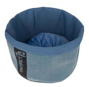 District70 Cat Bed Cozy Denim Blue