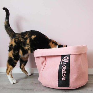 District70 Kattenmand Cozy Roze