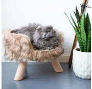 District70 Cat Bed Nordic Mocca
