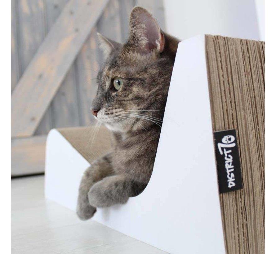 Cat Scratcher Double Wave