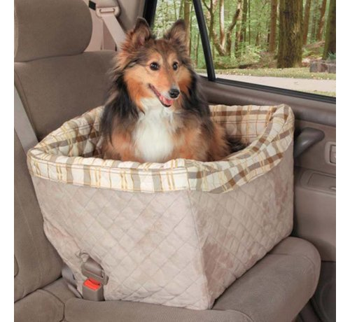 Petsafe Honden Autostoel Pet Safety Seat Deluxe