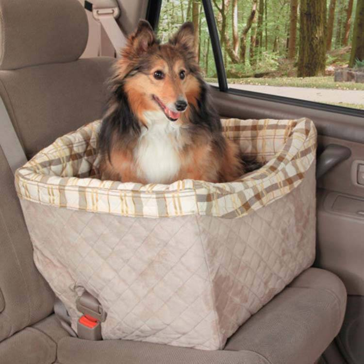 Hondenzitje Pet Safety Seat Deluxe