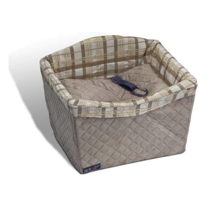 Honden Autostoele Pet Safety Seat Deluxe
