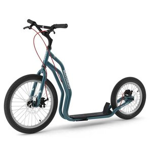 Yedoo Dog Scooter Mezeq Blue