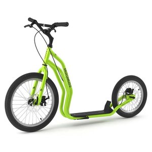 Yedoo Dog Scooter Mezeq Green