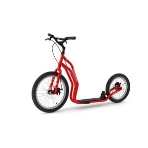 Yedoo Dog Scooter Mezeq Red