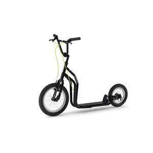 Yedoo Dog Scooter New City Black