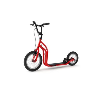 Yedoo Dog Scooter New City Red
