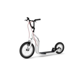 Yedoo Dog Scooter New City White