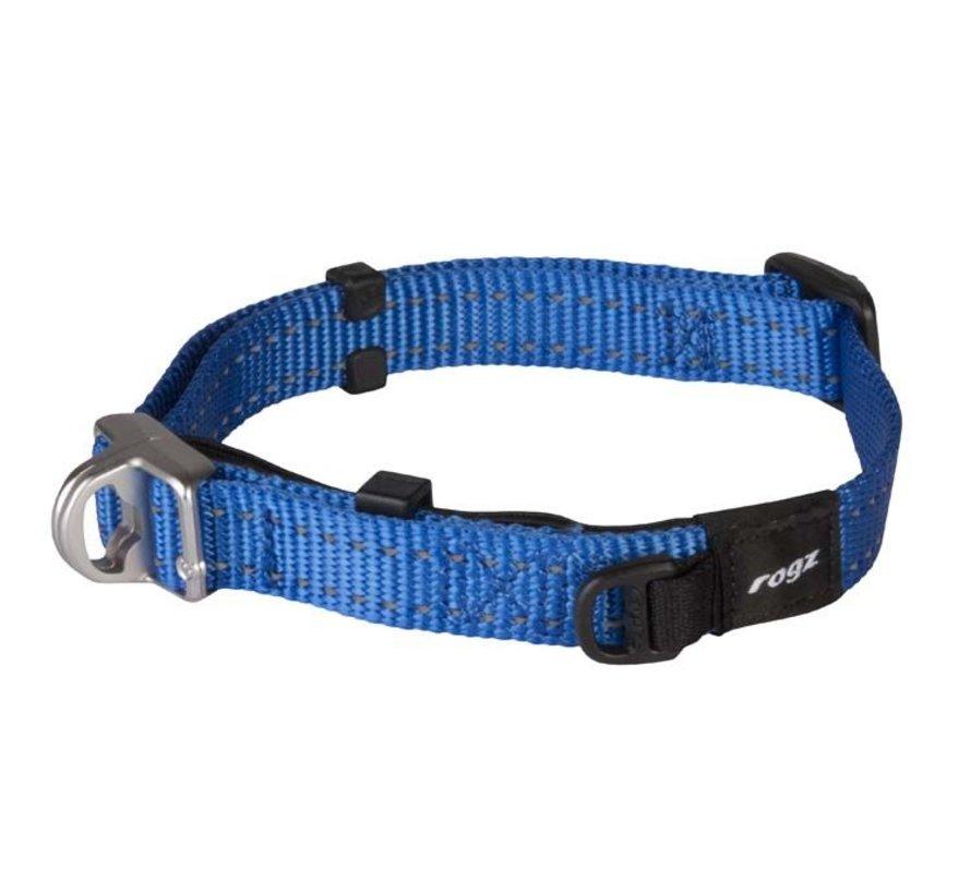 Hondenhalsband Safety Blauw