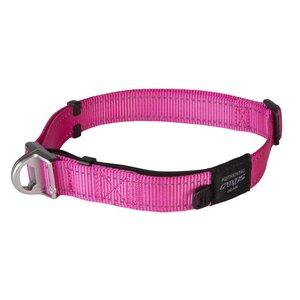Rogz Hondenhalsband Safety Roze