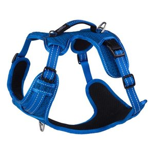 Rogz Dog Harness Explore Blue