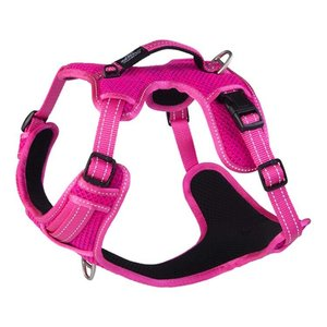 Rogz Dog Harness Explore Pink