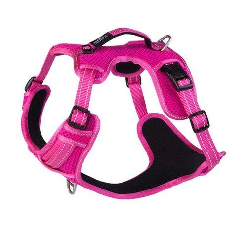 Rogz Dog Harness Explore Pink