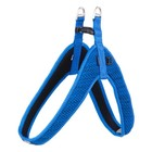 Rogz Dog Harness Fast Fit Blue