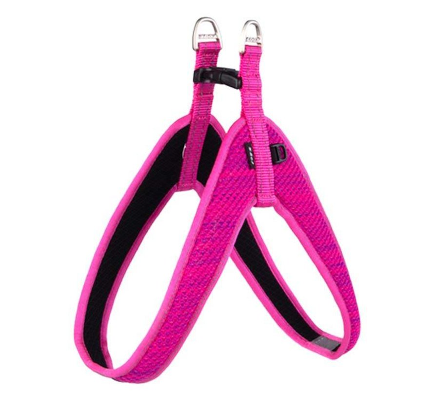 Hondentuig Fast Fit Roze