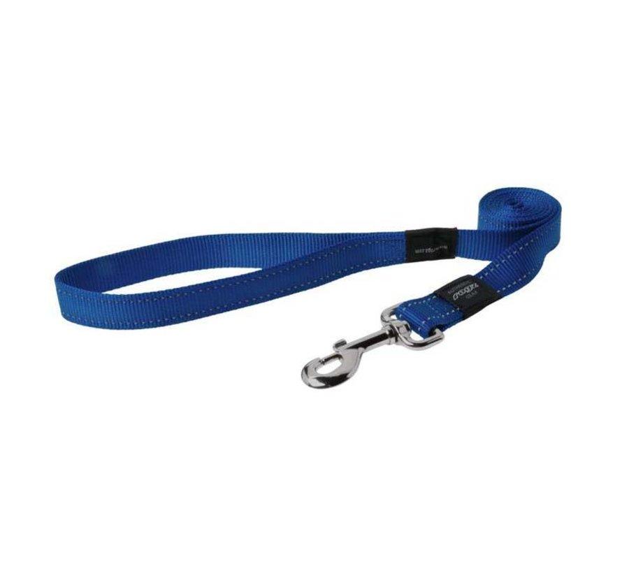 Hondenriem Utility Blauw