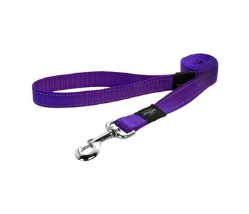 Rogz Dog Leash Utility Purple