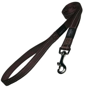 Rogz Dog Leash Utility Brown