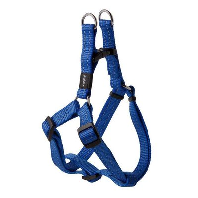 Rogz Dog Harness Utility Step In Blue
