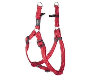 Rogz Dog Harness Utility Step In Red