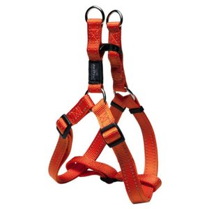 Rogz Dog Harness Utility Step In Orange