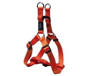 Rogz Dog Harness Utility Step In Orange