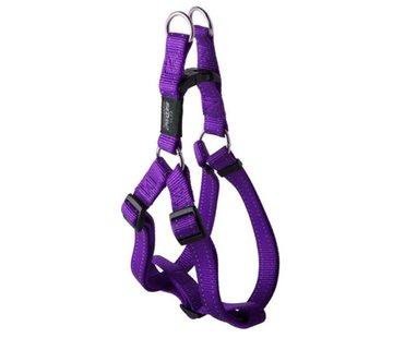 Rogz Dog Harness Utility Step In Purple