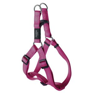 Rogz Dog Harness Utility Step In Pink