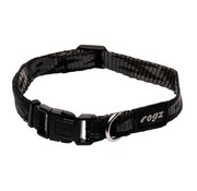Rogz Dog Collar Alpinist Black