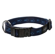 Rogz Dog Collar Alpinist Navy