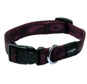 Rogz Dog Collar Alpinist Purple
