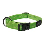 Rogz Dog Collar Alpinist Lime