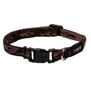 Rogz Dog Collar Alpinist Brown
