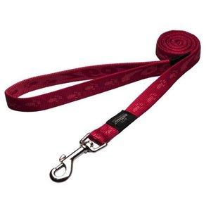 Rogz Dog Leash Alpinist Red