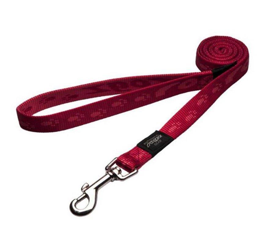 Dog Leash Alpinist Red