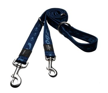 Rogz Hondenriem Multi Purpose Alpinist Navy