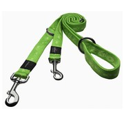 Rogz Dog Leash Multi Purpose Alpinist Lime