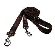 Rogz Dog Leash Multi Purpose Alpinist Brown
