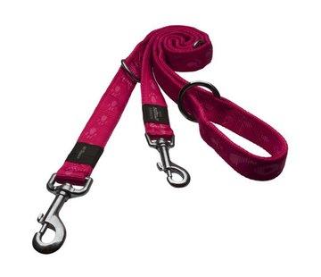 Rogz Dog Leash Multi Purpose Alpinist Pink