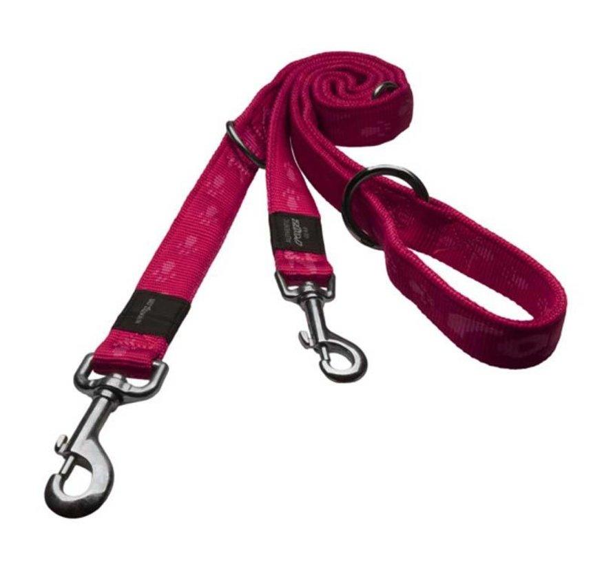 Hondenriem Multi Purpose Alpinist Roze