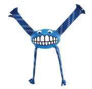 Rogz Dog Toy Flossy Grinz Blue