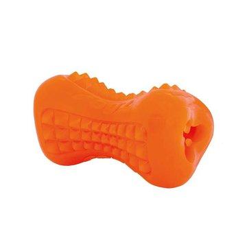 Rogz Dog Toy Yumz Orange