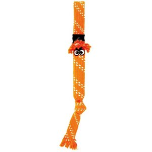 Rogz Dog Toy Scrubz Orange